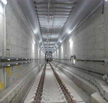 서울지하철 3호선 연장 301공구 건설공사